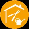 Haus und Garten Reinigung